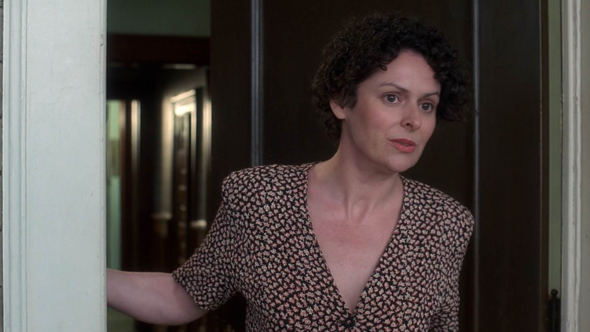 She's actually in a Season 2 episode as well, but she's always Mrs. Budahas to me.